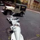 2 external fuel tanks of navy's MiG-29K plane fall off, no casualty