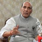 Rajnath to lead all-party team to troubled Kashmir on September 4