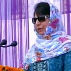 Go to school, pursue careers: Mehbooba to child stone pelters