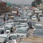 PIX: Delhi, Gurugram drown yet again