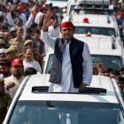 'People are in queues, is this achche din?' Akhilesh on demonetisation