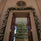 PHOTOS: It's Christmas Wonderland at the White House