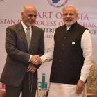 Modi, Ghani discuss air corridor to avoid Pak as transit link