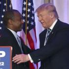Trump taps his former rival Carson as Housing Secretary