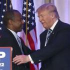 Trump taps his former rival Carson as Housing Secretary