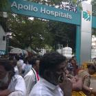 Jayalalithaa's condition 'very critical': Apollo