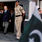 India denies mistreating Sartaz Aziz, says it was a gracious host