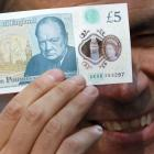 UK's new five pound bill sparks protest from Hindus