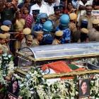 Jaya laid to rest amid chants of 'Long Live Amma'