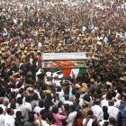 Sea of humanity bids goodbye to Jaya