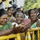 Shocked Tamil Nadu shuts down to mourn Amma's demise