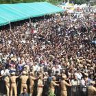 Amid cries of 'Amma', sea of humanity throngs Rajaji hall