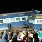 Guwahati-bound Capital Express derails; 2 killed, 10 injured