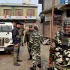 PHOTOS: Suspected militants loot another bank in Kashmir