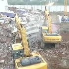 1 dead, many feared trapped in Hyderabad building collapse