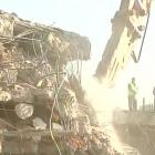 2 dead, many feared trapped in Hyderabad building collapse