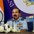 Tyagi's arrest unfortunate, dents our reputation: IAF Chief