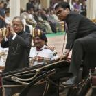 Greetings come pouring in on President Pranab's 81st birthday