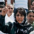 Centre must apply balm on wounds of Kashmiris: Mehbooba