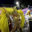 PHOTOS: Samba on streets as Brazil carnival kickstarts