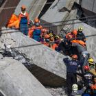 Survivors pulled from rubble 2 days after Taiwan quake