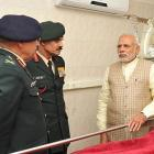 PM visits Siachen survivor, hails his 'indomitable spirit'