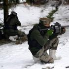 4 militants, 2 army troopers killed in gun battle in Kashmir