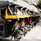 Mumbai commuters face chaos as auto-rickshaw strike kicks in
