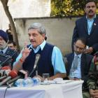 I can never be a Delhi politician: Parrikar