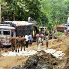 Arunachal Pradesh: Heavy rains trigger landslides, floods