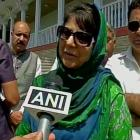 Revoke AFSPA on trial basis: Mehbooba to Centre