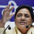 Mayawati accuses BJP, SP of protecting Dayashankar Singh