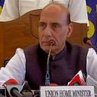 Avoid using pellet guns, Rajnath Singh tells security forces on Kashmir visit