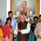 Expelled BJP MLA's wife files case against BSP workers
