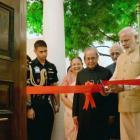 PM Modi inaugurates museum at Rashtrapati Bhavan