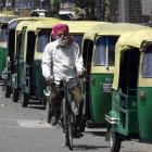 Auto, taxi strike in Delhi hits commuters hard