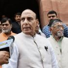 In SAARC meet, Rajnath to raise issue of Pak support to terror