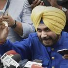AAP leaders sulk over Sidhu's likely entry