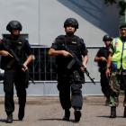 Indonesia executes four drug traffickers
