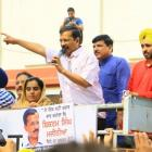Kejriwal attacks Majithia, vows to create a 'new Punjab'