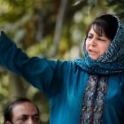 Mehbooba enters the poll ring today, but has a tought battle ahead