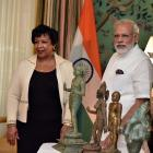 US returns 200 artefacts worth Rs 668 crore to India