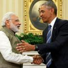Thank you for your partnership: Obama to Modi