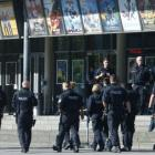 Armed man killed by police after storming German cinema