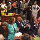 US Democrats end House sit-in protest over gun control