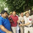 Sisodia, 64 AAP MLAs detained en route to PM's residence