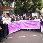 Nine more judges suspended as Telangana-Centre row over bifurcation of HC escalates