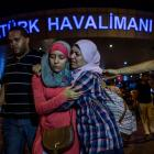 36 dead, 147 injured in Istanbul's airport suicide attacks
