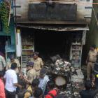 Nine killed in fire at medical store in suburban Mumbai