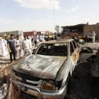 Twin bombings in southern Iraq kill 33